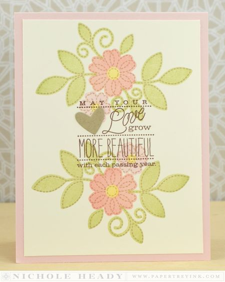 May Your Love Grow Card