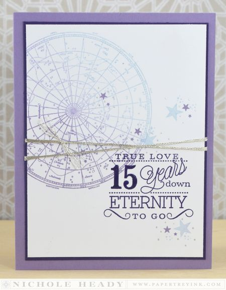 Eternity Stars Card