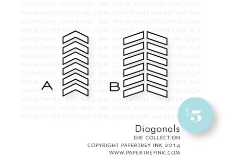 Diagonals-dies