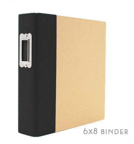 6x8 SN@P binder