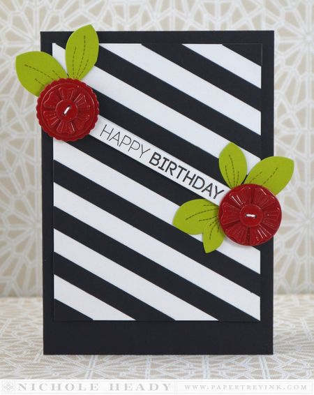Bold Birthday Card