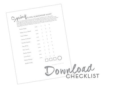Download-checklist