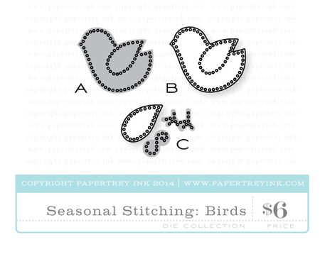 Seasonal-stitching-bird-dies