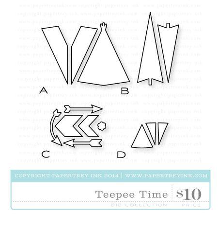 Teepee-Time-dies