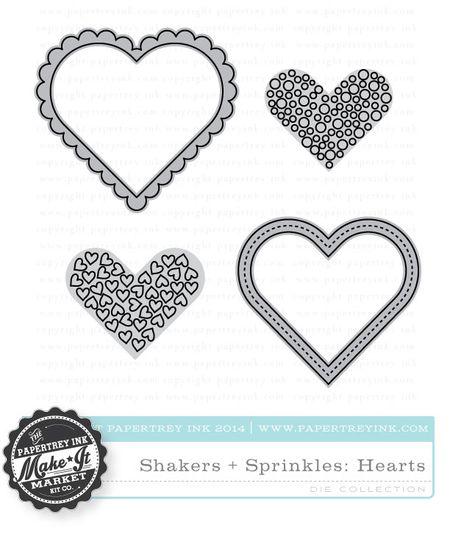 Hearts-dies