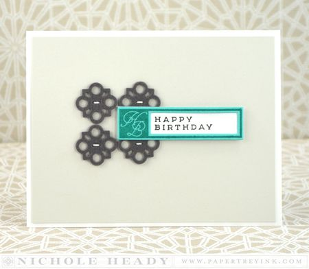 Modern Birthday Card