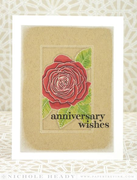 Anniversary Wishes Card