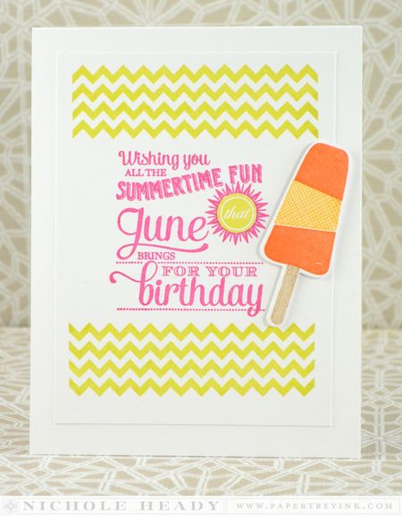 Summertime Fun Card