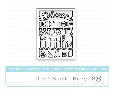 Text-Block-Baby-die