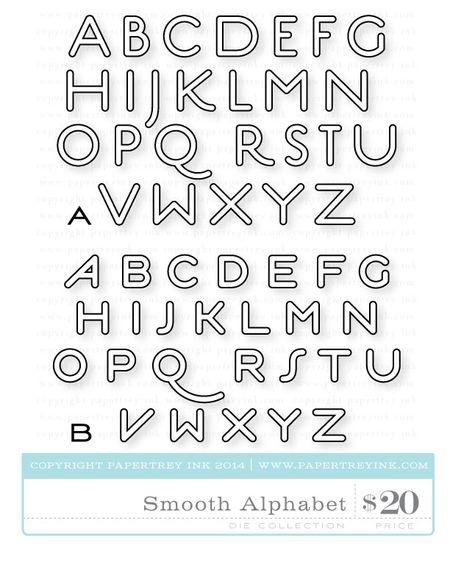 Smooth-Alphabet-dies