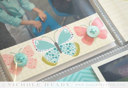 Butterflies & buttons