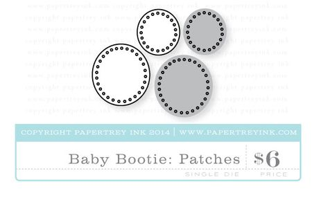 Baby-Bootie-Patches-die