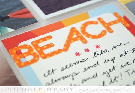 Beach title
