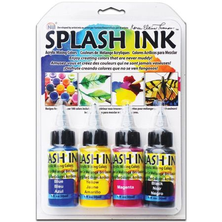 Splash Ink