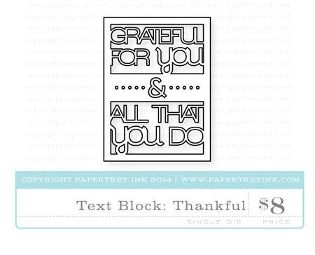 Text-Block-Thankful-die
