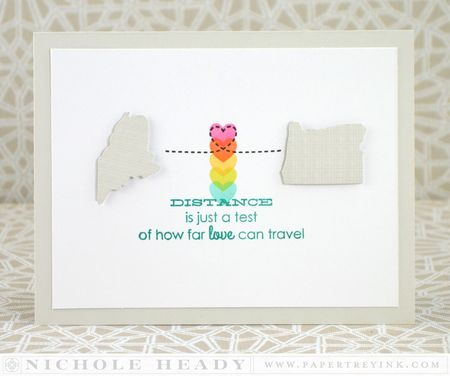 Love Can Travel Card