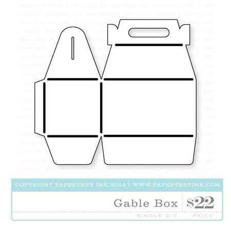 Gable-Box-die