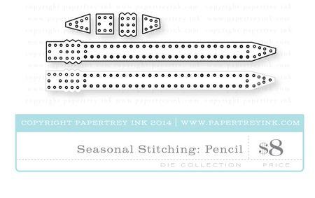 Seasonal-Stitching-Pencil-die