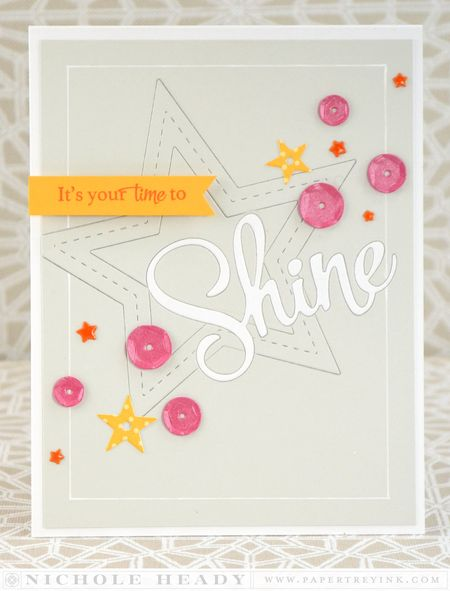Time to Shine Card
