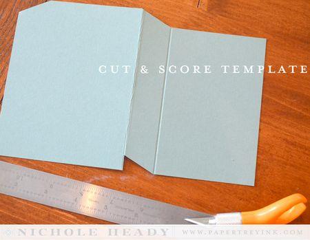 Cut & score