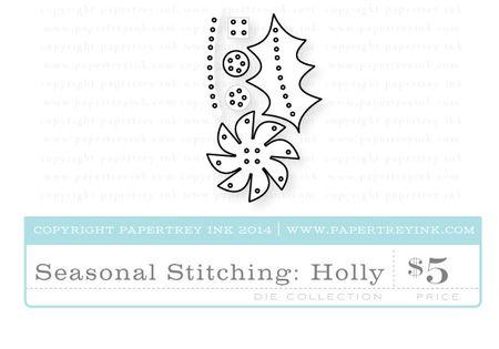 Seasonal-Stitching-Holly-dies