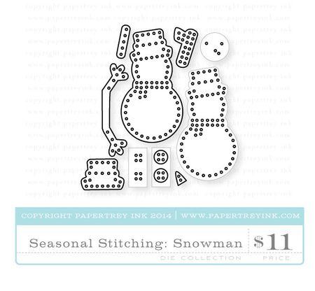 Seasonal-Stitching-Snowman-dies