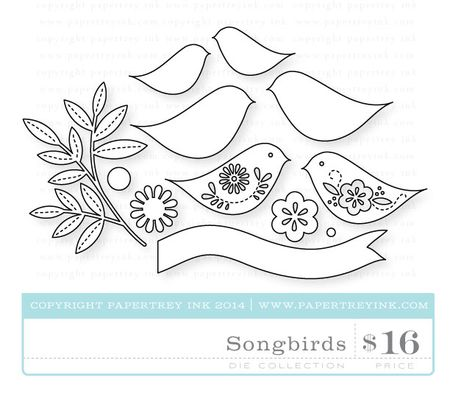 Songbirds-dies