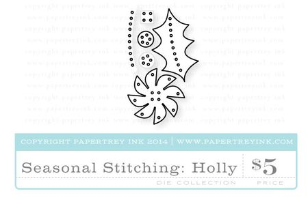 Seasonal-Stitching-Holly-dies