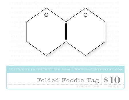 Folded-Foodie-Tag-die
