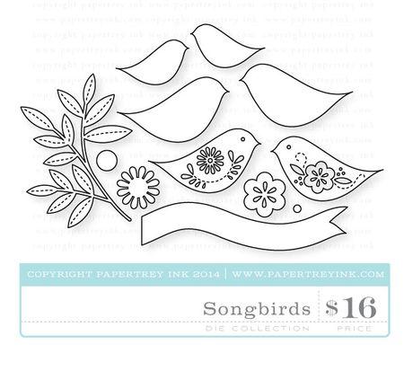Songbirds-dies