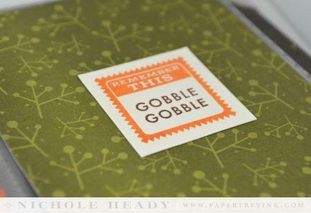 Gobble gobble side