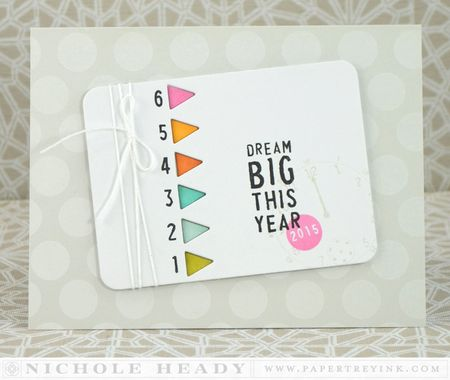 Dream Big This Year Card