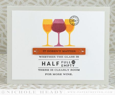 Room For More Wine Card