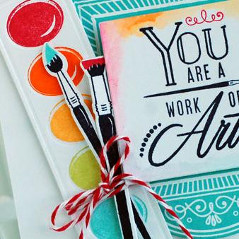 Paintbrush paint tips