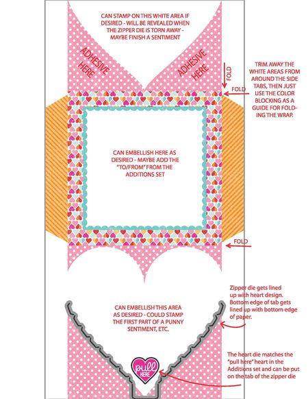 Valentine paper demo