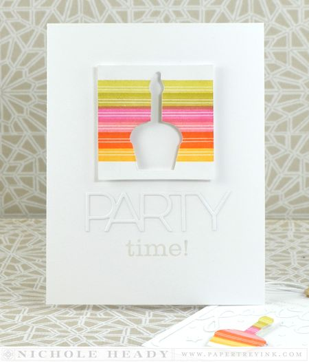 Party Time Invitation