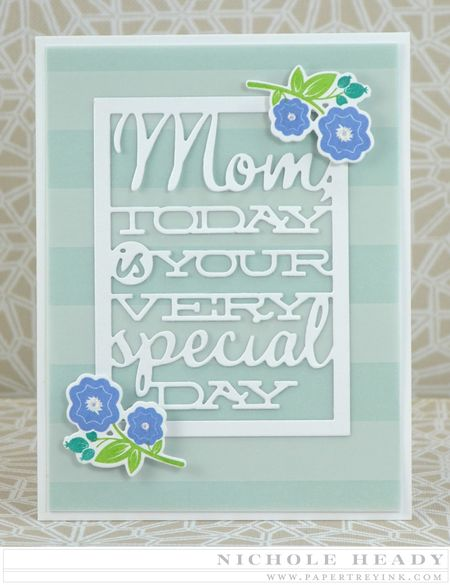 Special Mom Card