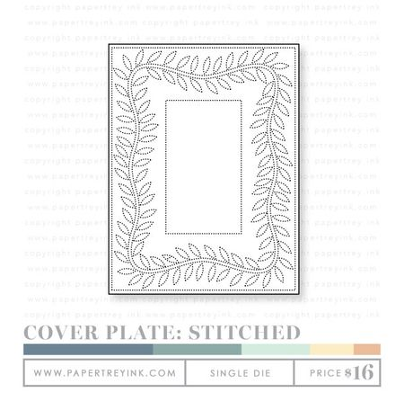 Cover-plate-stitched-die