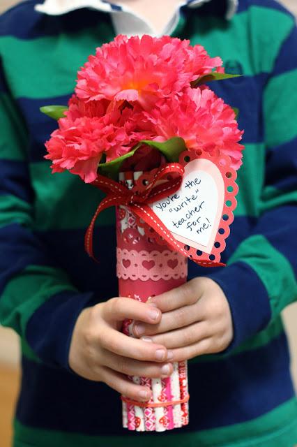 Teachers valentine