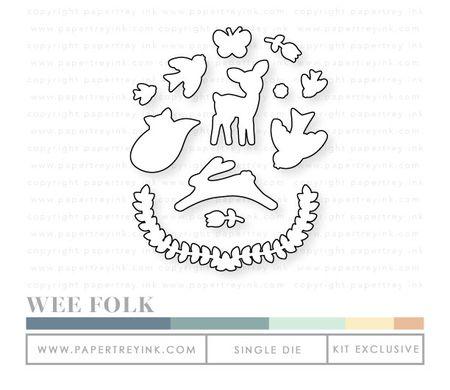 Wee-Folk-dies