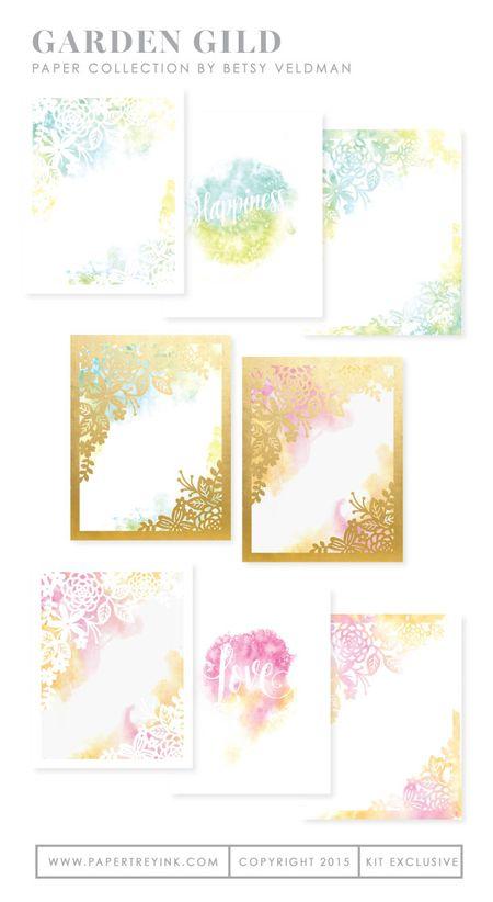 Garden-Gild-papers