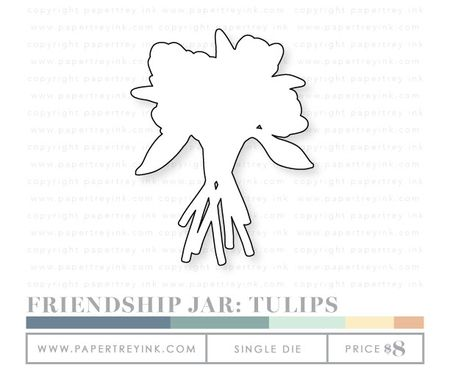 Friendship-jar-tulips-die