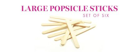 Popsicle-sticks