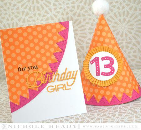 13 Birthday Girl Ensemble