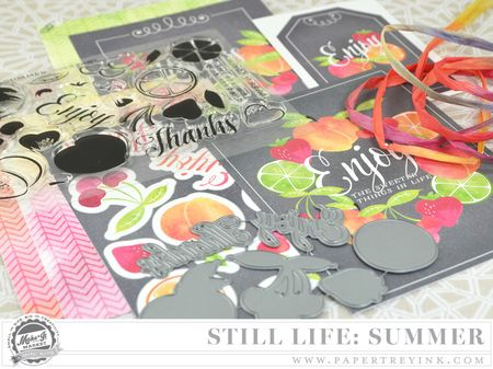 Still Life Summer Kit