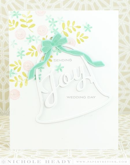 Wedding Joy Card