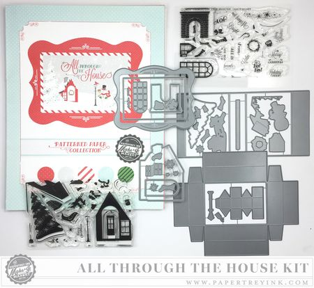 All Through the House Kit