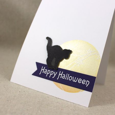 MIM #228 Pearlized Blending Halloween Close Up