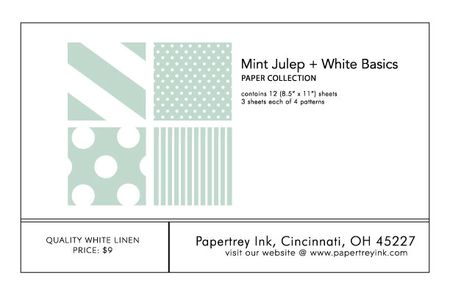 Mint-Julep-&-White-Basics-label