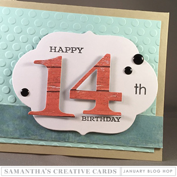 Samantha's Cards